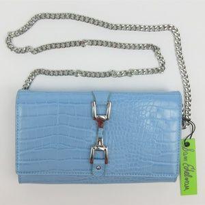 NWT $128 Sam Edelman Womens GIGI Clutch Bag